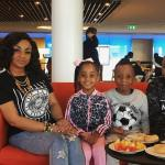 Asamoah Gyan stopped catering for his 3 children since July 2018 – Wife cries to court