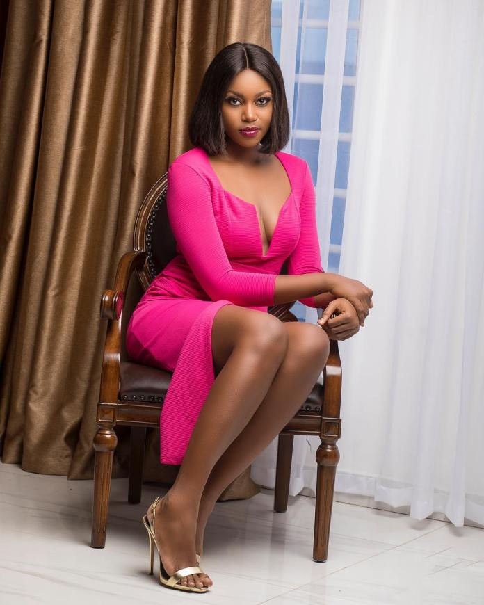swagofafricanews 51053512 381027482680732 257320920097087138 n - Yvonne Nelson Slammed On Twitter After Saying She's SHOCKED The People Of Volta Region Have Terrible Roads After Voting For The NDC For Years