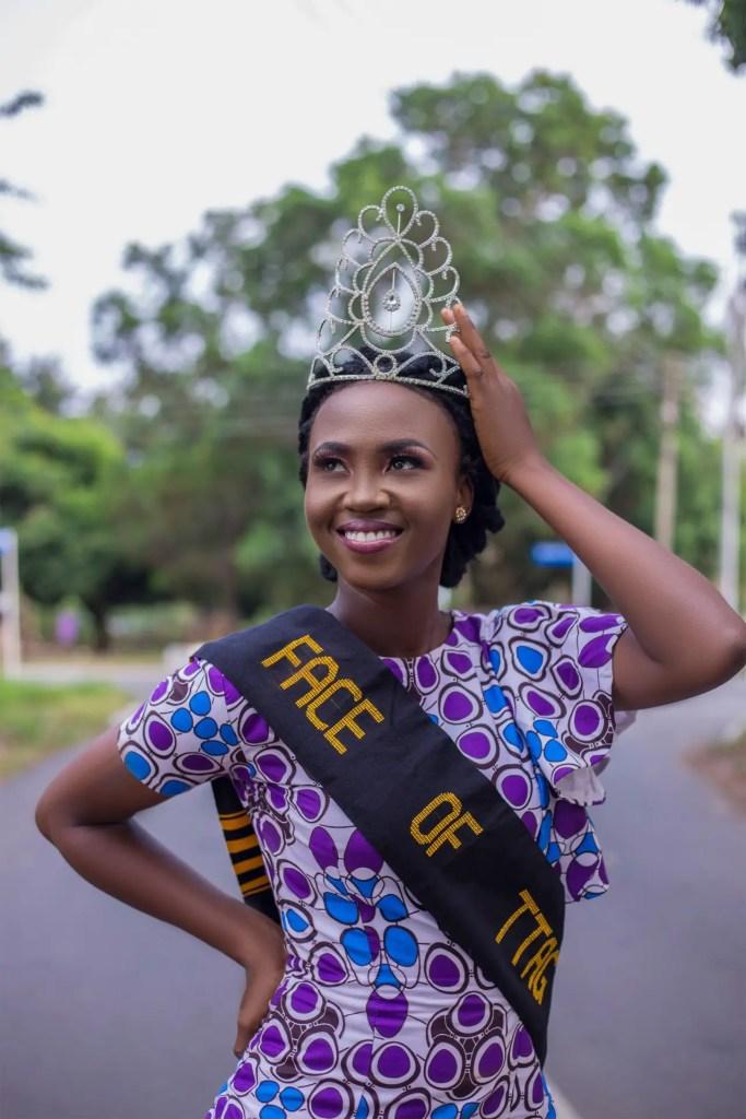 49DAF14E CD73 408C 8A5C 0246DD20E611 - Meet Freeman Matilda Makafui, Ghana's representative for Miss Africa Beauty Queen 2019