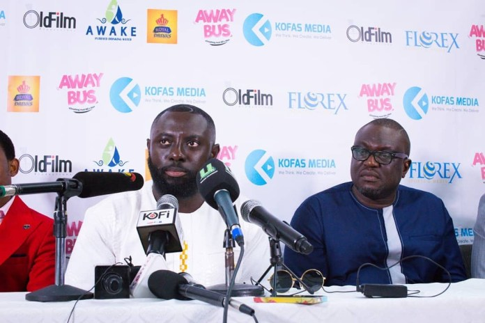 54F2D1A6 E4D8 4C2E 9A62 DA3540968249 - 'Away Bus' Promises To Be The Most Comic But Very Educative Movie Ever Produced In Ghana And It's A Must Watch