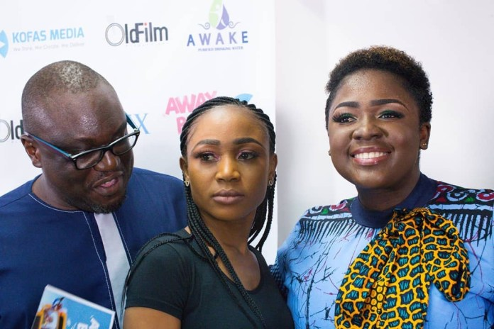 9CFBAF9A 1A00 4371 8F0D AF5D7BDA297B - 'Away Bus' Promises To Be The Most Comic But Very Educative Movie Ever Produced In Ghana And It's A Must Watch
