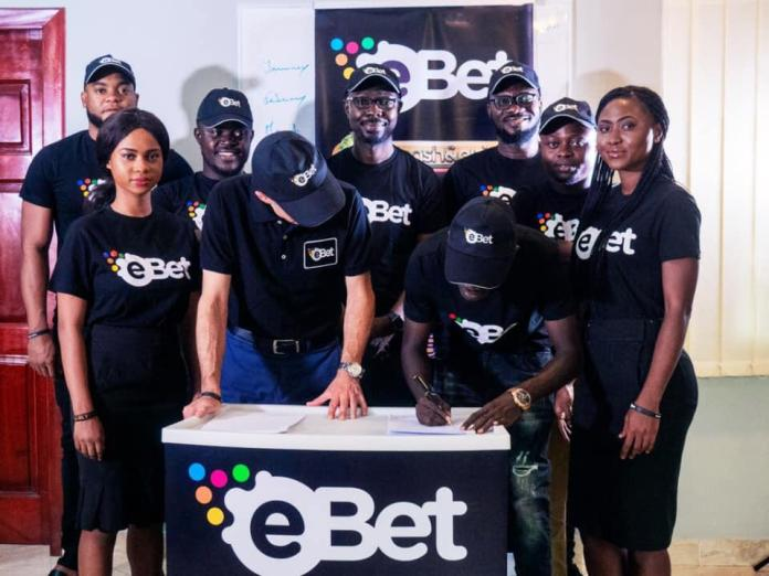IMG 20190316 WA0011 2 - Actor Lil Win unveiled as brand ambassador for eBet, Ghana's leading betting company (+ Photos)