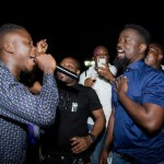 The right time to make peace with Stonebwoy will come – Sarkodie