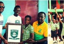 IYES Foundation donates to LilWin's Great Minds School