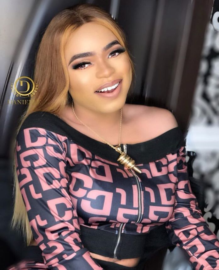 "bobrisky 52888263 185300635770989 7487278285623650077 n - ""Work hard and hate less"" Bobrisky silences his haters by sharing his bank account statement"