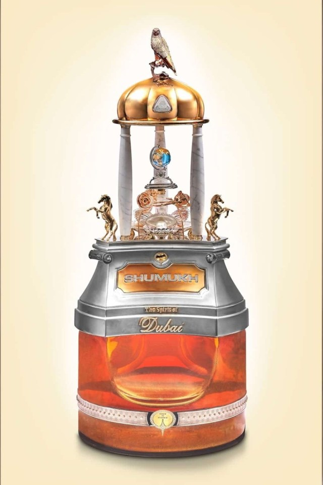 perf11 - World's Most Expensive Perfume Which Costs Ghc2.2 Million Unveiled In Dubai