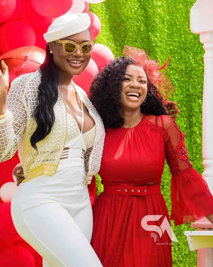 serwaaamihere 52688848 363183437869611 9013054598702442604 n - Checkout Beautiful Photos & Video From Serwaa Amihere's 29th Birthday party
