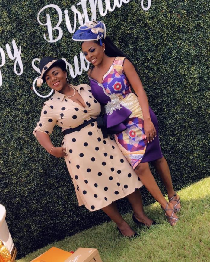 serwaaamihere 53732634 168439867483240 7734390025218098549 n - Checkout Beautiful Photos & Video From Serwaa Amihere's 29th Birthday party