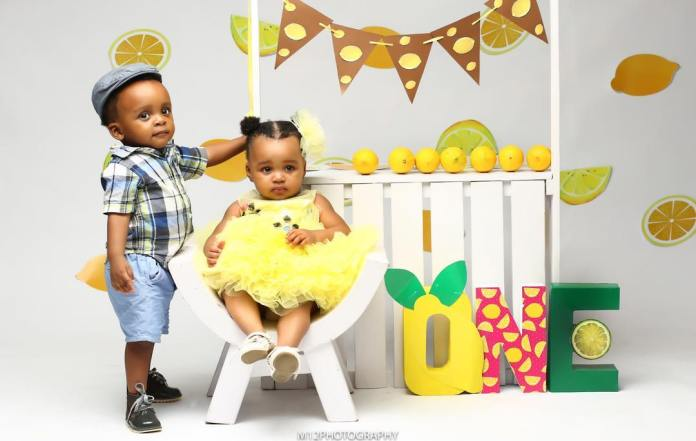 56427089 573323476483528 5849156153665198163 n - Goals: Meet Comedian Akpororo's Beautiful Twins As They Celebrate Their First Birthdays (+Photos)