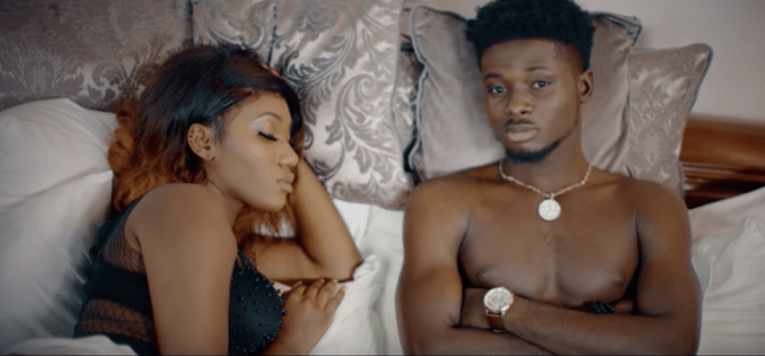Screenshot 2019 04 17 at 12.03.26 PM - Wendy Shay Plays The Role Of Video Vixen in Kuami Eugene's Music Video For 'No More' Featuring Sarkodie