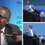 The Government Of Benin Does Not Allow Me To Sell My Cement There But They Import Cement From China-Dangote Reveals (Video)