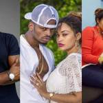 Daimond Plantnumz's ex-wife replies him after he accused her of sleeping with Peter of P Square