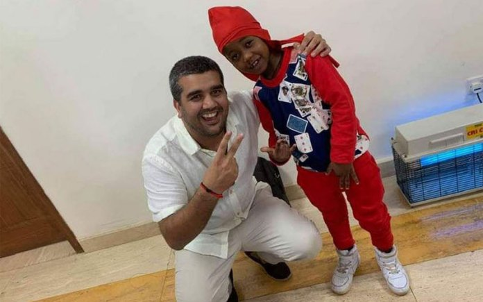 fresh - 7-Year Old Rapper Who Was Threatened With Jail Term Lands Himself A Scholarship