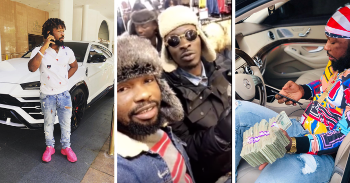 junior us dead - Shatta Wale's Friend Junior us Shot Dead By Armed Robbers