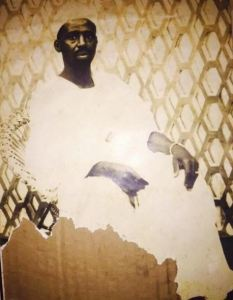 nuhu sharubutu - National Chief Imam, Sheikh Dr. Osman Nuhu Sharubutu's photo as a young man pops up