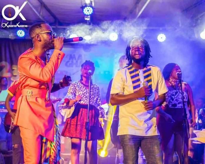 ok3 - Photos: Okyeame Kwame launches 'Made in Ghana' Album