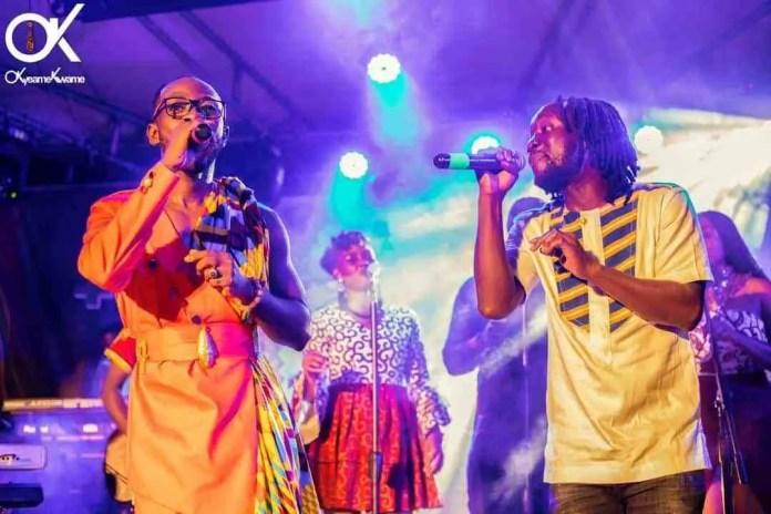 ok4 - Photos: Okyeame Kwame launches 'Made in Ghana' Album