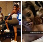 Wendy Shay replies Shatta Wale for saying Bullet is preventing her from visiting him (Screenshots)