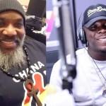 'Stonebwoy is the best dancehall artiste in Ghana and Africa' – Reggae legend schools a Jamaican