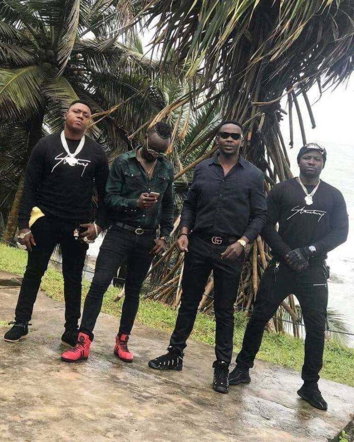 Alahye De Real Bhimnative 3 - Here are photos of the bodyguard who handed the gun over to Stonebwoy (+Video)