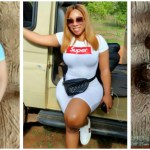 """Moesha Buduong Causes """"Water Pollution"""" With Her Big """"Booty"""" – SEE VIDEO"""