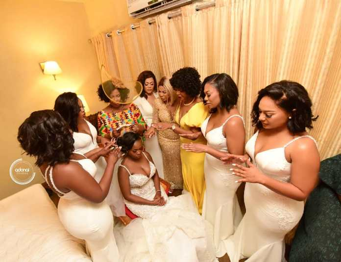 adonai studios 59676820 441831219936326 1819905957878058019 n - Check All The Beautiful Photos From John Dumelo and Gifty's White Wedding (First Batch)