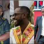 Okyeame Kwame Tips Bessa Simons For MUSIGA President And Richie Mensah As Vice( Screenshot)