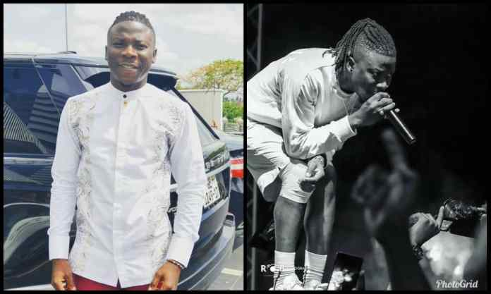 bhim - In Ghana Mediocrity Is Rewarded That Is Why I Was Disappointed In The Organizers Of 3 Music Awards – Stonebwoy Reveals
