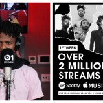 Kwesi Arthur's EP, 'Live from Nkrumah' Hits  2M Streams In The First Week On Spotify & Apple Music