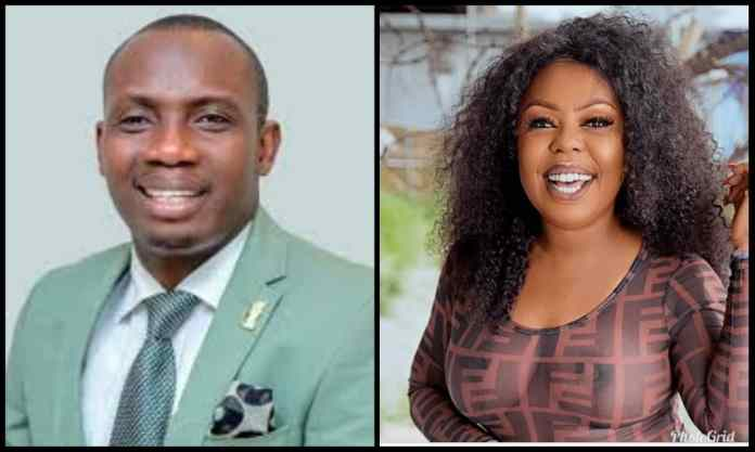 luli - Afia Schwarzenegger's House Is A Brothel – Counselor Lutterodt Alleges