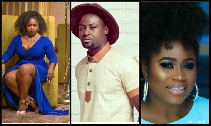 lydia - Lydia Forson Angrily Lambast People Accusing Chris Attoh Of Killing His Wife On Social Media