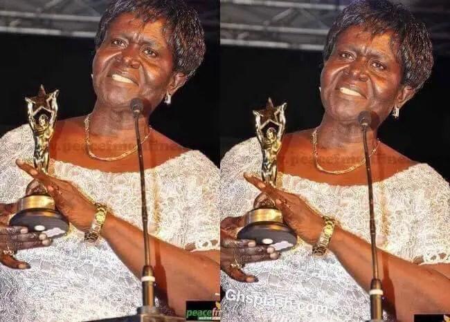 maame konadu 1 - Peace Fm's Maame Afia Konadu Has Kicked The Bucket