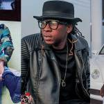 Mugeez reacts to Shatta Wale and Stonebwoy gun-pulling incident at the VGMA's (Screenshot)