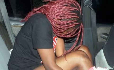 priest 1 - Catholic Priest caught chopping a prostitute in his vehicle (Photos)