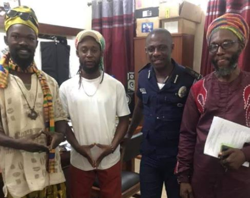 rastafarians 1 - 'Leagalise marijuana or we won't vote in the 2020 elections' – Rastafarians in Ghana says ahead of their first ever demonstration
