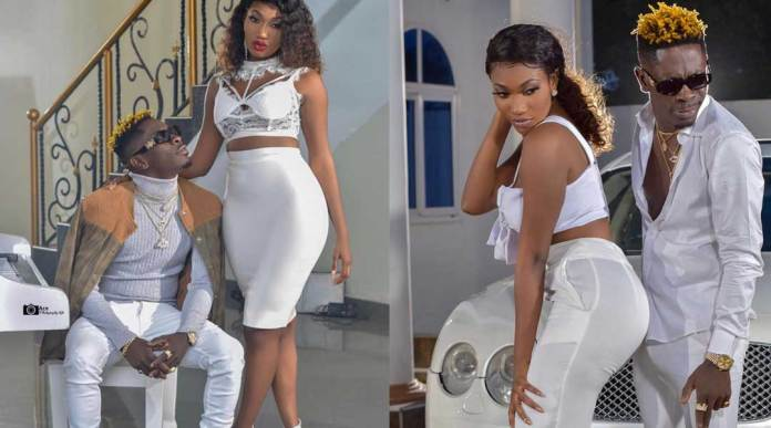 wale shay 3 - Wendy Shay talks about her relationship with Shatta Wale after he proposed marriage to her (Video)