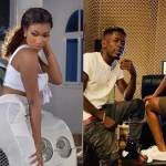 Wendy Shay talks about her relationship with Shatta Wale after he proposed marriage to her (Video)