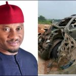 Yul Edochie recounts the accident he had which nearly took his life