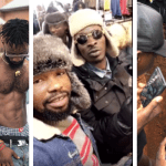 Friends Of Late Junior Us BLAST Shatta Wale For Not Showing Up At  His 'Brother's' Funeral In Ghana (ALSO More Photos +Video)