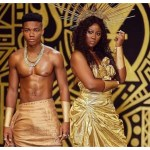 Kidi's 'Korti' Pops Up Again During Video Shoot Of 'Ohemaa'- Photos