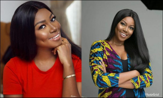 PhotoGrid 1563209290331 2 e1563353316608 - My fear of needles will not allow me even think of doing plastic surgery – Yvonne Nelson reveals