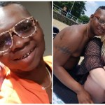 Nana Tornado Flaunts His White Girlfriend, See How They Are 'Chopping' Love Publicly (+Photos)