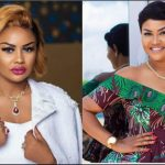 Nana Ama Mcbrown Subtly Throws Shades At Mzbel ( Screenshot)