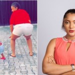 BBNaija's Gifty Powers teaches 1-year-old daughter how to tw£rk in latest video