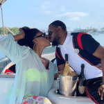 Becca & Husband Celebrate One Year Marriage Anniversary With The Cutest Words Ever