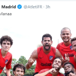 Patapaa's 'Scopatumana' Lands On The Official Twitter Page Of Atletico Madrid