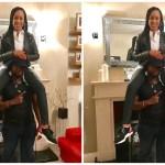 Gospel Singer, Sonnie Badu Shares Cute Photo Of His Wife As They Mark Their 5th Wedding Anniversary