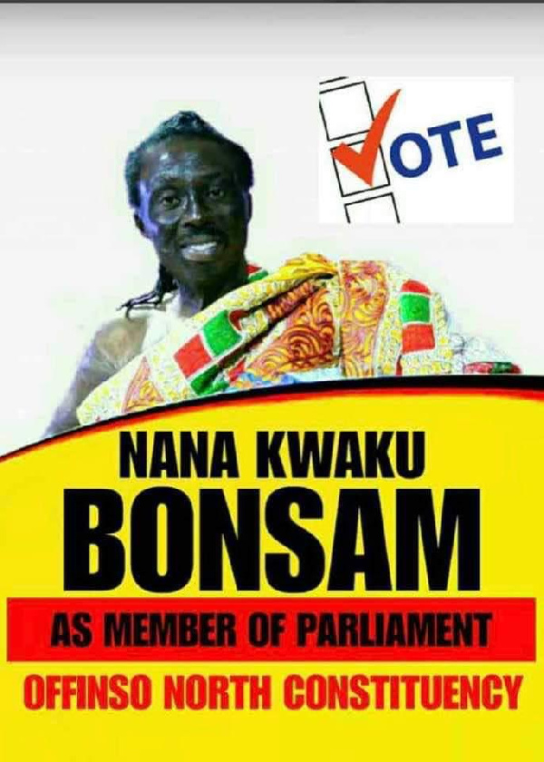 Nana Kwaku Bonsam