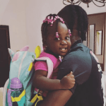 Photo Of Stonebwoy Taking His Daughter To School Breaks The Internet