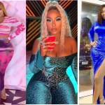 Burna Boy's Ex, Princess Shyngle Pushes Moesha To Delete Her Picture With Stefflon Don